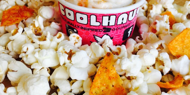 Prepare to start dipping those Doritos in your next bowl of ice cream.