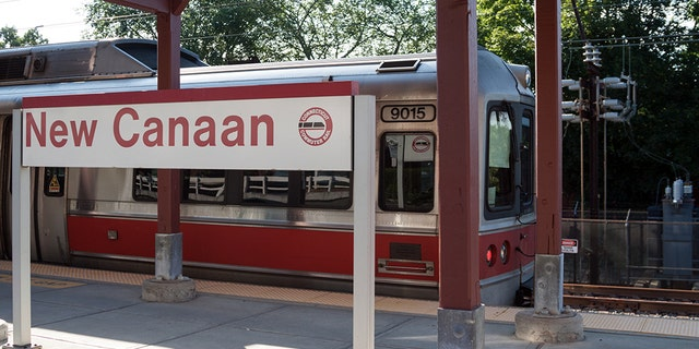 New Canaan is located approximately 40 miles from New York City.