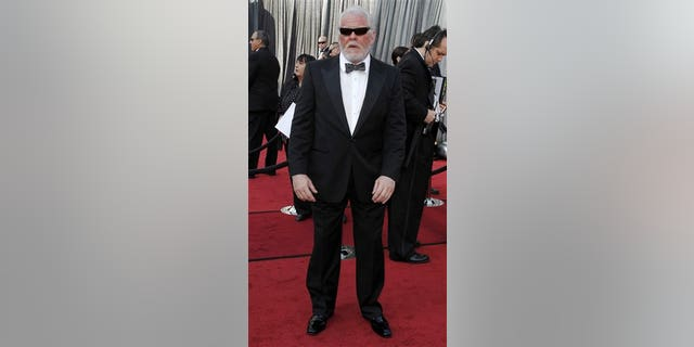Nolte arrives at the 84th annual Academy Awards in February, 2012.