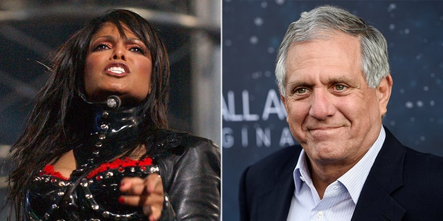 """CBS boss Les Moonves reportedly attempted to ruin Janet Jackson's career following """"Nipplegate."""""""