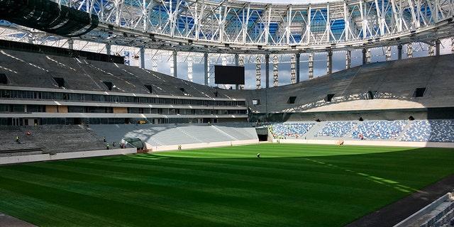 The Nizhny Novgorod Stadium is located in Nizhny Novgorod, a historic city located around four hours east of Moscow.