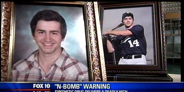 Susan Wadsworth's son, Noah, 18, died after taking N-bomb, a synthetic drug