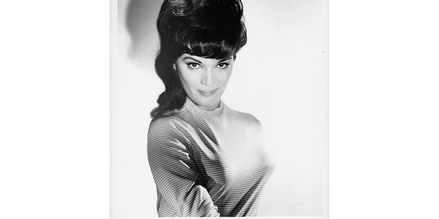 A young Connie Francis.