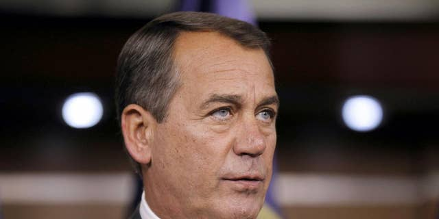 Representative John Boehner (R-OH). (AP Photo)
