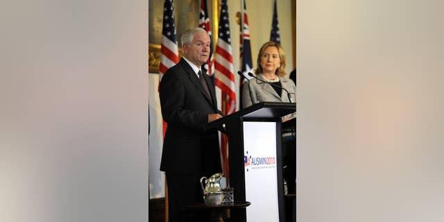 Defense Secretary Robert Gates. (AP Photo)