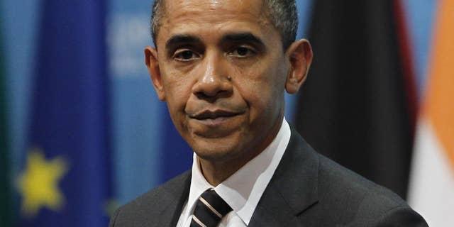 President Obama at the G20 Summit in Seoul, South Korea - AP Photo
