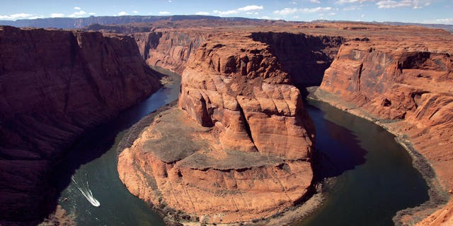 Hispanic leaders in the West have formed a new group called Nuestro Rio to focus attention on the Colorado River, which has sustained generations of Latinos. (AP Photo/Matt York, File)