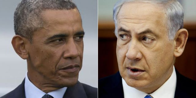 Chill relations between Obama and Netanyahu are no secret, but allegations of U.S. administration meddling in Israel's election could take the animosity to a new level. (AP)