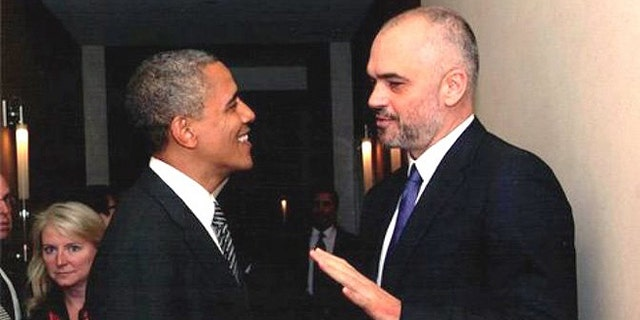 It is alleged that Rama illegally funneled $80,000 to the 2012 re-election campaign of Barack Obama in return for a photograph with the president which he then used in his own political campaign.