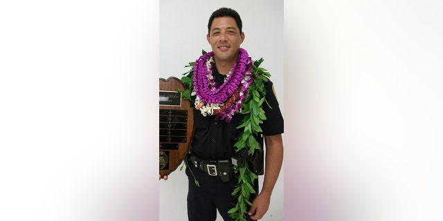 Officer Bronson Kaliloa was a 10-year veteran of the police department.
