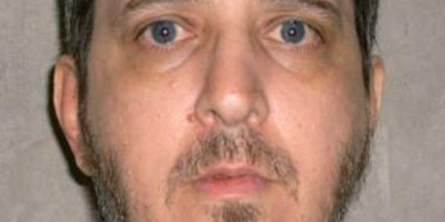 Richard Glossip was scheduled to be executed Sept. 16, 2015.