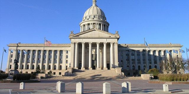 The Oklahoma House of Representatives