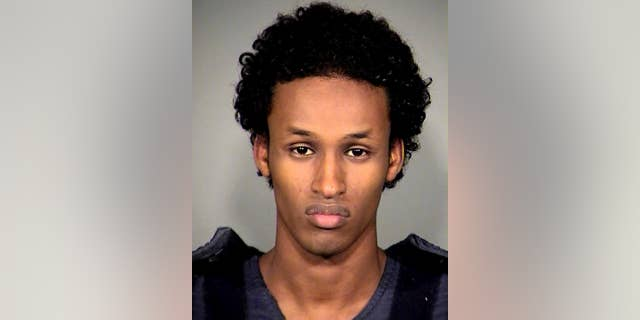 Nov. 27, 2010: Mohamed Mohamud is seen in this file photo.