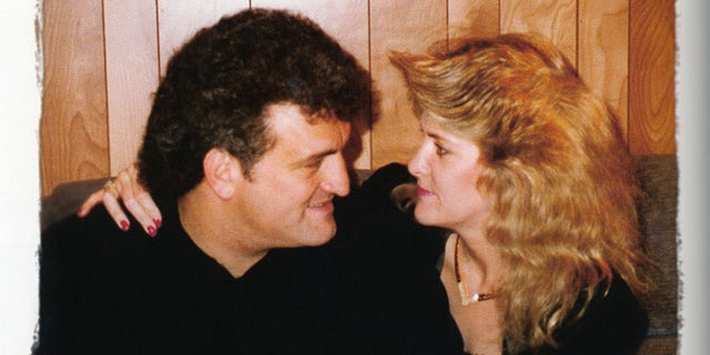 Mary Jo and Joey Buttafuoco during happier times.