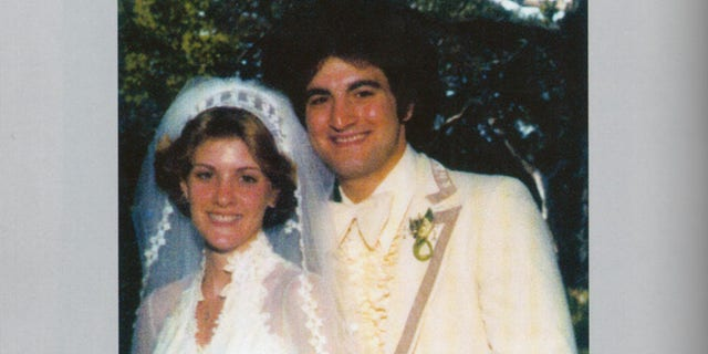 Mary Jo and Joey Buttafuoco on their wedding day.