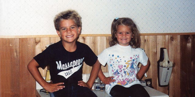 Mary Jo Buttafuoco's children in 1988.