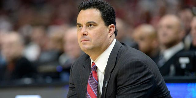 Sean Miller has coached Arizona men's basketball since 2009