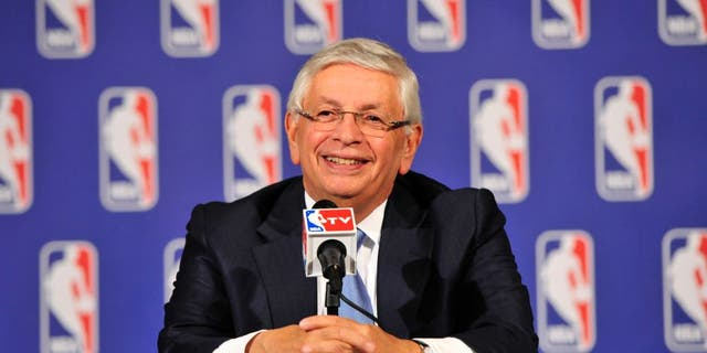 David Stern Undergoes Emergency Surgery For Brain Hemorrhage