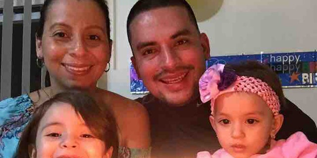 Pablo Villavicencio, an illegal immigrant from Ecuador, was arrested by immigration agents while delivering a pizza in New York.