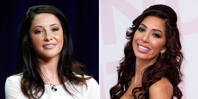 """""""Teen Mom OG"""" alum Farrah Abraham says there is no """"replacement"""" for her, as Bristol Palin joins the reality series."""