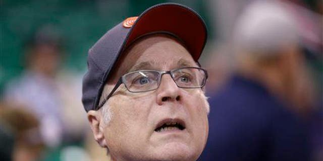 Microsoft co-founder / Portland Trail Blazers owner Paul Allen is shown in this file photo.