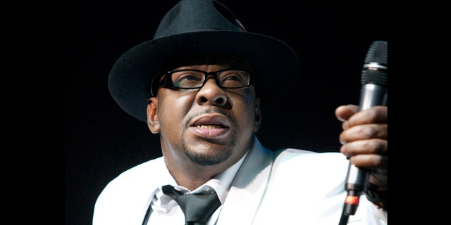 Feb. 18, 2012: File photo, singer Bobby Brown, former husband of the late Whitney Houston performs with New Edition at Mohegan Sun Casino in Uncasville, Conn. A judge sentenced Brown to 55 days in a Los Angeles jail Tuesday, Feb. 26, 2013 after the singer pleaded no contest to a drunken driving charge and driving on a suspended license.