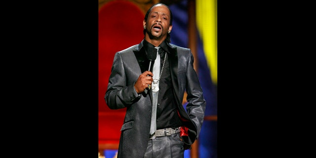 "July 22, 2007: File photo, Katt Williams performs onstage during the ""Comedy Central Roast of Flavor Flav,"" in Burbank, Calif."