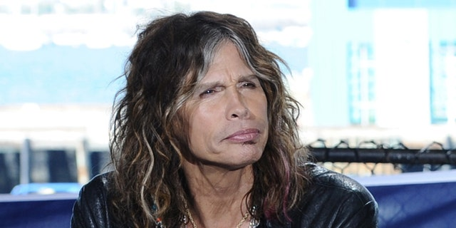"Oct. 10, 2011: In this photo released by Fox shows ""American Idol"" judge Steven Tyler during auditions for the singing competition series in San Diego."