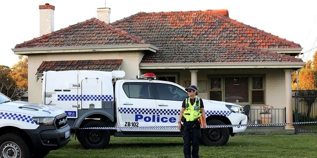 Five people were found dead in a suburb of Perth, Australia, police said.