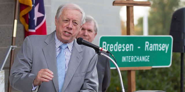 Phil Bredesen is a former Democratic governor of Tennessee.