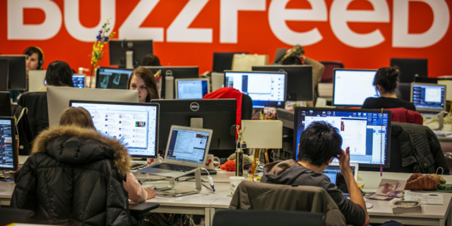 BuzzFeed News has come under four for its sourcing and reliability, after its bombshell report Thursday purporting to demonstrate that President Trump directed Michael Cohen to Congress was denied in an unusual statement by Robert Mueller's office.
