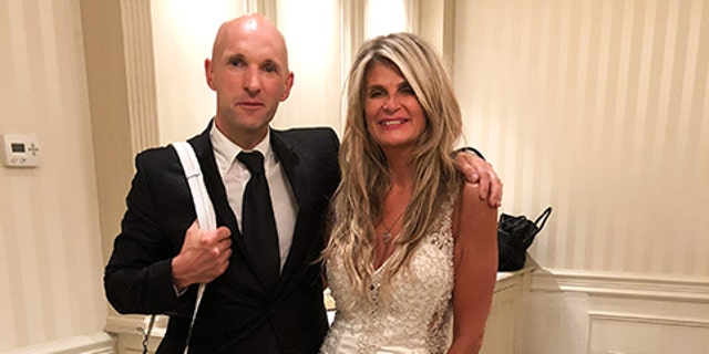 """""""Phil was with me on the best day of my life and the worst day of my life,"""" Joanne Capestro told the Daily Mirror. """"That's how it all started and we stayed in touch for all of these years. Now here we are today and six weeks ago, on August 11, he was the photographer at my wedding."""""""