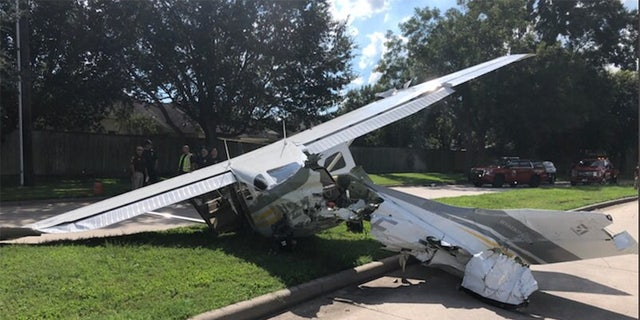 """A DEA plane crashed during a """"training mission"""" Wednesday due to mechanical difficulties, agency officials said."""