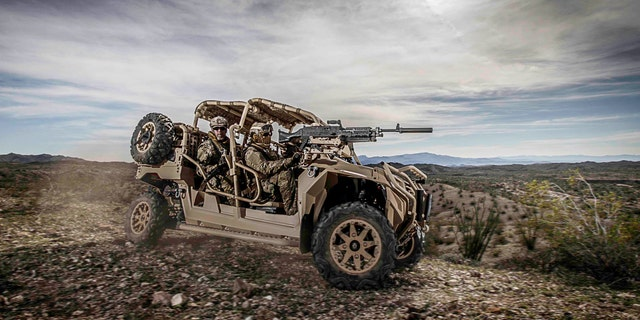 Polaris Defense MRZR4