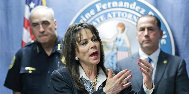"""Miami-Dade State Attorney Katherine Fernandez Rundle told the Florida Supreme Court that the """"stand your ground"""" law in unconstitutional."""