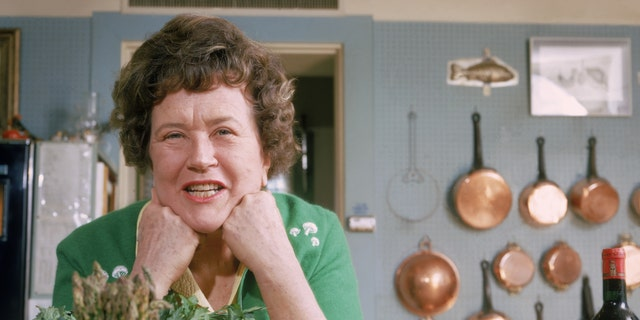 Throughout history, food revolutionaries have transformed the way we look at food.  One such revolutionary is Julia Child.  Child, an unlikely television star, kicked off the vast food entertainment industry when she appeared on Boston educational TV to promote her new cookbook.  Viewer feedback was tremendous, and Child soon had her own show.  She was fun.  She made mistakes.  She opened up America to new tastes, and allowed Americans to demand more from their dinner plates.(photo credit:  Getty Images/Hans Namuth)