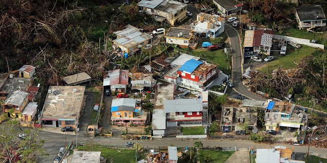 Puerto Rico is estimating in a report to Congress detailing a $139 billion reconstruction plan that Hurricane Maria led to 1,427 more deaths. (Reuters)