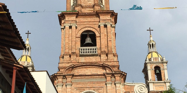Church of Our Lady of Guadalupe, near the El Malecon boardwalk, is one of the most recognizable buildings in the city.