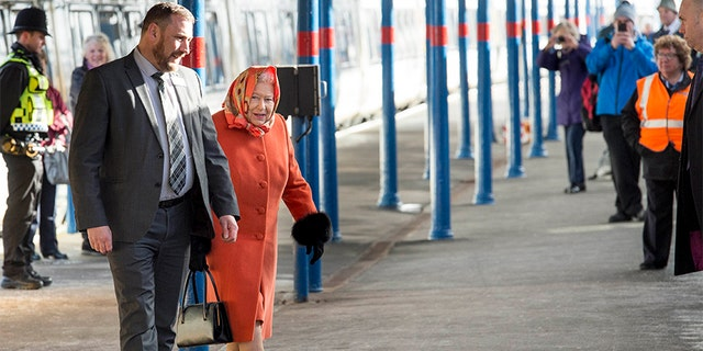 Queen Elizabeth made waves for taking public transportation to her London home.