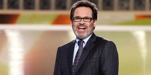 "Dennis Miller: ""I will say this about Donald Trump, I do think unlike most politicians, his outer voice, for all its warts, is an accurate depiction of his inner voice."""