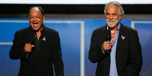 Cheech & Chong admitted money was the reason behind their breakup in the late '80s.