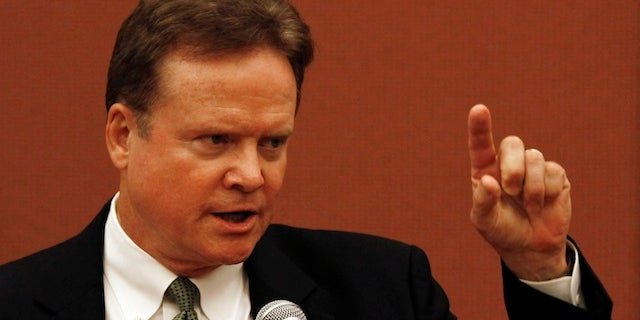 Sen. Jim Webb said in a series of tweets that the Navy was considering charging a service member who fired on the Chattanooga shooter.