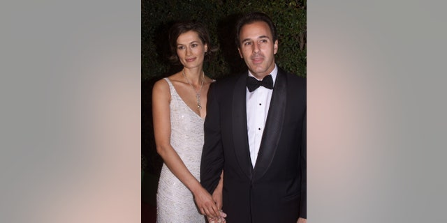 Westlake Legal Group RTR2NHV Annette Roque officially files to divorce Matt Lauer after 20 years of marriage Julius Young fox-news/entertainment/media fox-news/entertainment/genres/morning-shows fox-news/entertainment/events/scandal fox-news/entertainment/events/divorce fox news fnc/entertainment fnc eab46ac2-26da-547f-a704-0ac3334dc9a8 article