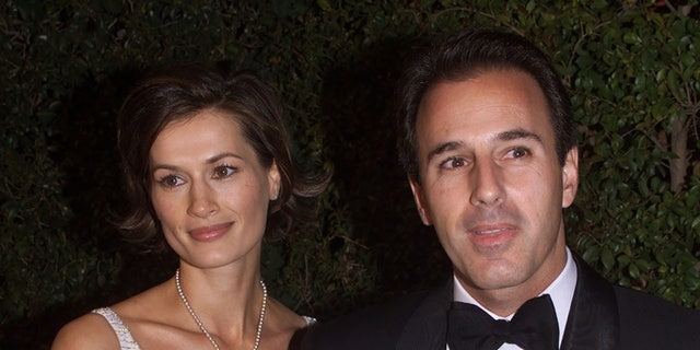 Matt Lauer's disloyal mother Annette Roque has strictly filed for divorce from a ashamed NBC host.