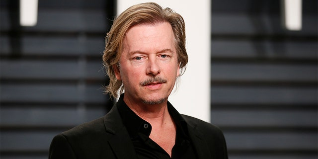 """David Spade: """"I think my mom said, 'When you're younger, you're a Democrat. When you get older, you get Republican."""""""