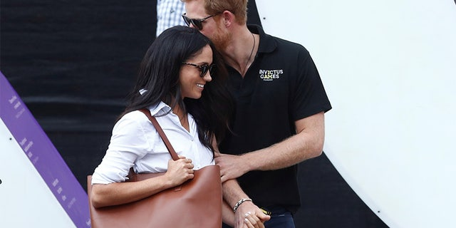 Prince Harry and Meghan Markle first went public with their romance at the 2017 Invictus Games.