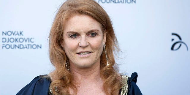 Sarah Ferguson is getting candid about how she's fighting the signs of aging.