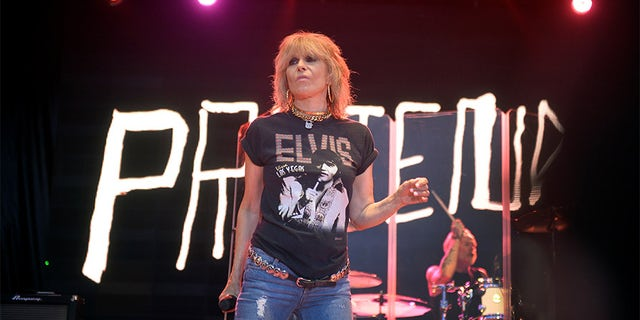 Chrissie Hynde said her father would have been