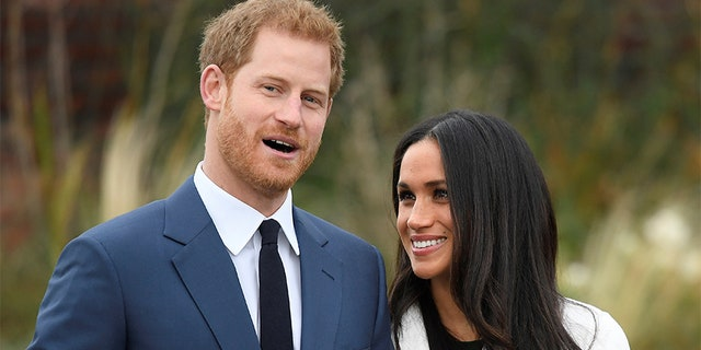 Britain's Prince Harry and American actress Meghan Markle will marry in May.