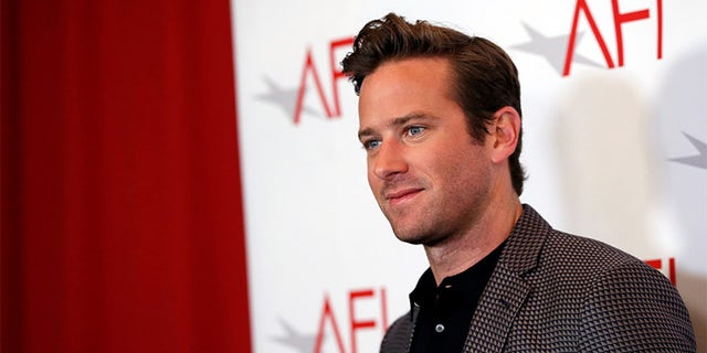 """Actor Armie Hammer stars in """"Call Me By Your Name."""""""